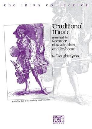 The Irish Collection Traditionnel Partition Flûte à bec - laflutedepan
