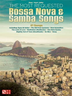 The Most Requested Bossa Nova & Samba Songs Partition laflutedepan