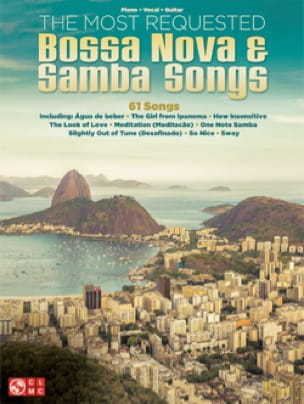 The Most Requested Bossa Nova & Samba Songs - laflutedepan.com