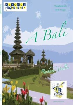 A Bali Richard Muller Partition Vibraphone - laflutedepan