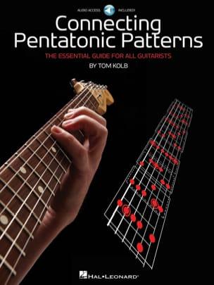 Connecting pentatonic patterns - Tom Kolb - laflutedepan.com