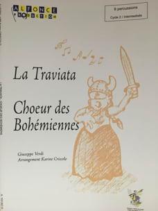 Choeur des Bohémiennes (La Traviata) - VERDI - laflutedepan.com