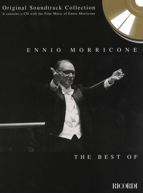 The Best Of - Ennio Morricone - Partition - laflutedepan.com