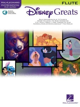 Disney greats - DISNEY - Partition - laflutedepan.com