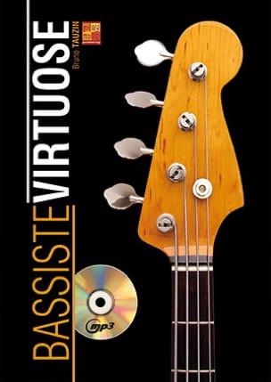 Bassiste Virtuose Bruno Tauzin Partition Contrebasse - laflutedepan