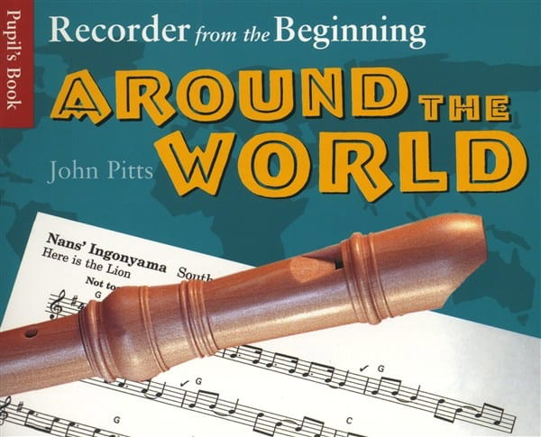 Recorder From The Beginning - Around The World - laflutedepan.com
