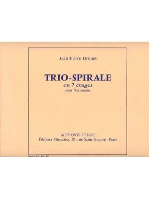 Trio Spirale Parties M Et S - En 7 Etages laflutedepan