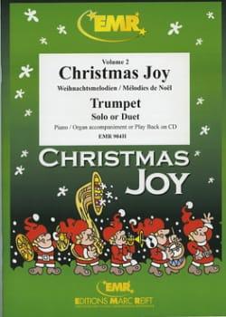Christmas Joy Volume 2 Noël Partition Trompette - laflutedepan