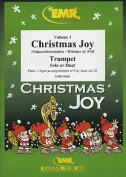 Christmas Joy Volume 1 Noël Partition Trompette - laflutedepan