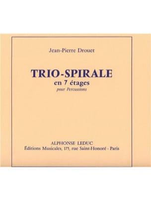Trio Spirale Parties D A E2 - En 7 Etages laflutedepan
