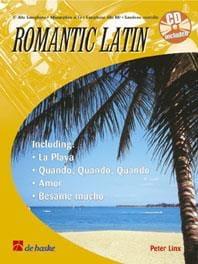 Romantic Latin Partition Saxophone - laflutedepan
