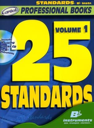 25 Standards Volume 1 - Professional Books Partition laflutedepan