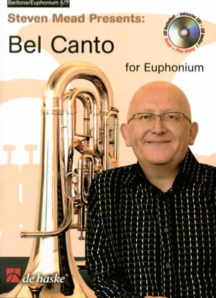 Bel Canto For Euphonium Partition Tuba - laflutedepan