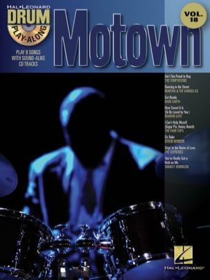 Drum play-along volume 18 - Motown Partition Batterie - laflutedepan