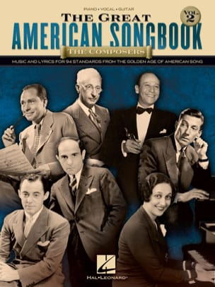 The Great American Songbook - The Composers Volume 2 - laflutedepan.com