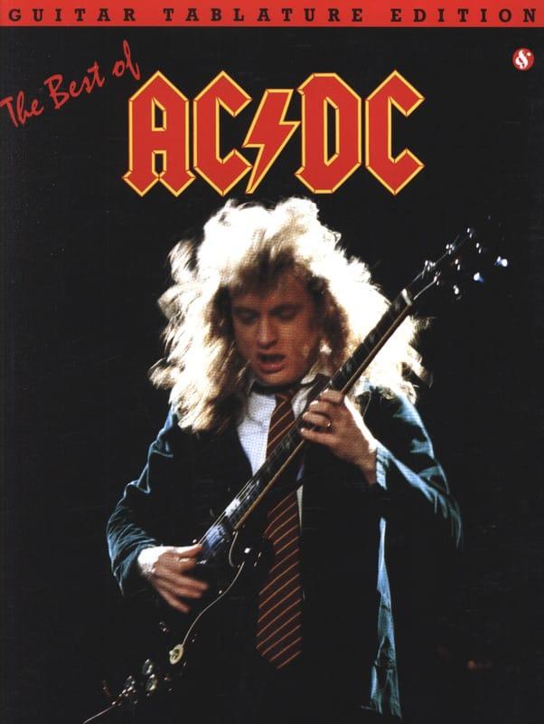 AC/DC Best Of Guitar Tab - AC-DC - Partition - laflutedepan.com