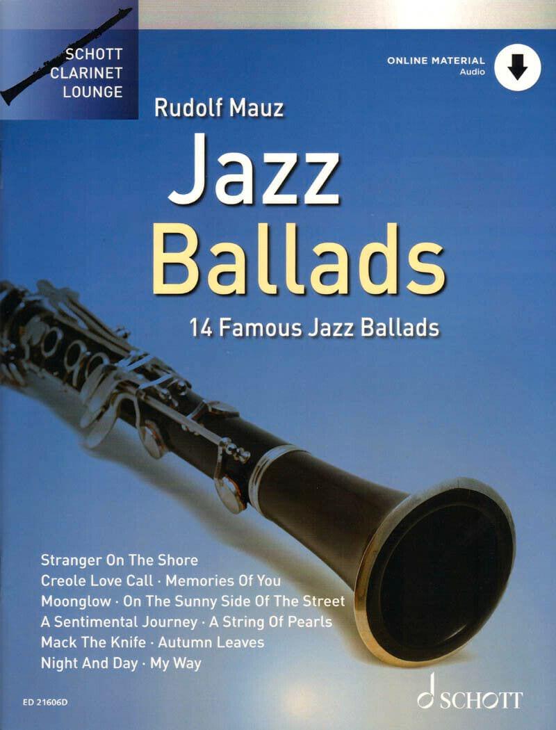 Jazz ballads - 14 Famous jazz ballads - laflutedepan.com