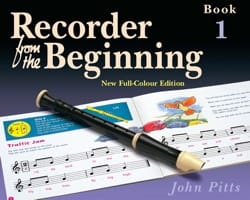 Recorder From The Beginning Volume 1 Partition laflutedepan