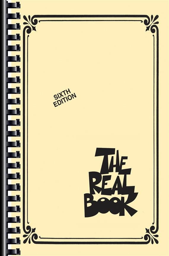 The mini real book volume 1 - Sixth Edition - Original Edition - laflutedepan.com