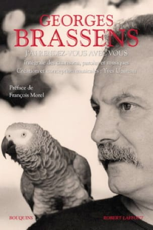 J'ai rendez-vous avec vous - Georges Brassens - laflutedepan.com