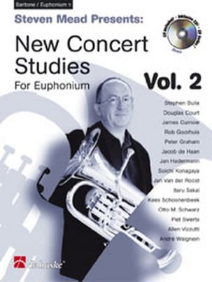 New Concert Studies Volume 2 Sol Partition Tuba - laflutedepan
