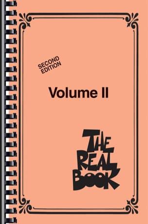 The mini real book volume 2 - Second Edition - Original Edition laflutedepan