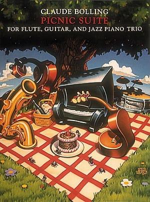 Picnic Suite Flute Guitare Et Jazz Piano Trio - laflutedepan.com