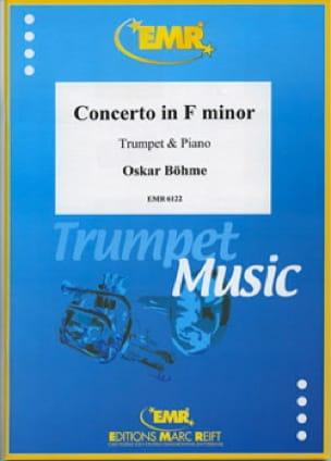 Concerto en Fa mineur - Oskar Böhme - Partition - laflutedepan.com