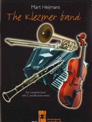 The Klezmer Band Mart Heijmans Partition ENSEMBLES - laflutedepan