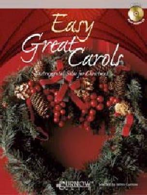 Easy Great Carols - Noël - Partition - Trompette - laflutedepan.com