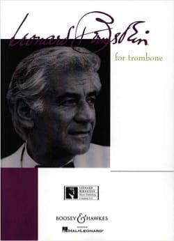 Bernstein For Trombone BERNSTEIN Partition Trombone - laflutedepan
