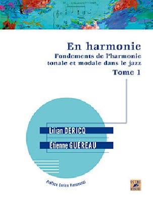 En Harmonie - Fondements de l'harmonie tonale et modale dans le Jazz Tome 1 laflutedepan