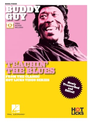 Buddy Guy - Buddy Guy - Teachin 'the Blues - Partition - di-arezzo.co.uk