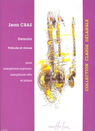 Demain / Prélude Et Danse - Jean Cras - Partition - laflutedepan.com