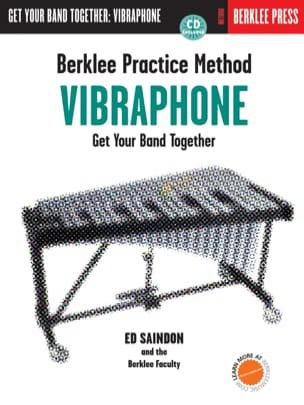 Berklee Practice Method Ed Saindon Partition Vibraphone - laflutedepan