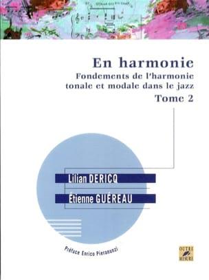 En Harmonie - Fondements de l'harmonie tonale et modale dans le Jazz Tome 2 laflutedepan