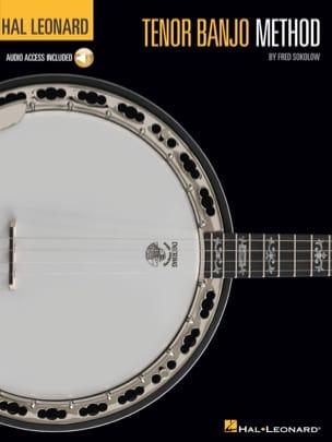 Hal Leonard Tenor Banjo Method Fred Sokolow Partition laflutedepan