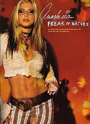 Freak Of Nature - Anastacia - Partition - laflutedepan.com