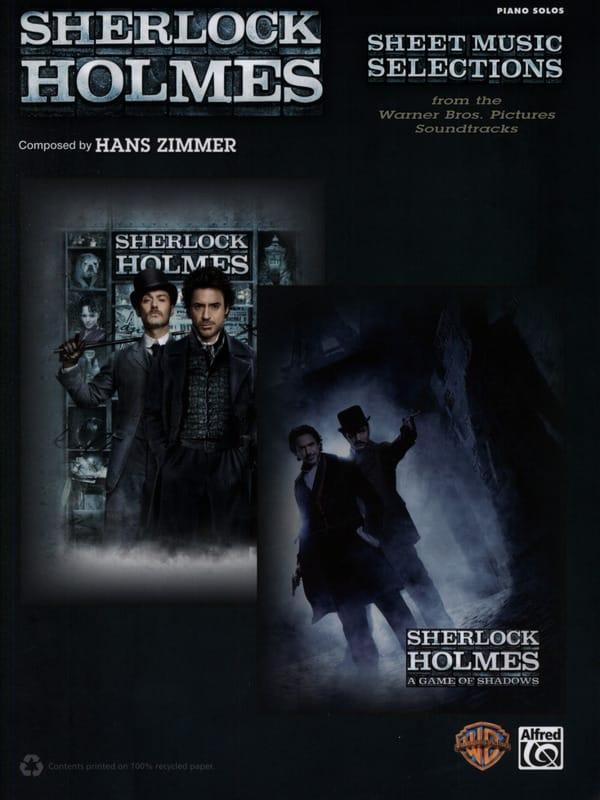 Sherlock Holmes - Musique de film - Hans Zimmer - laflutedepan.com