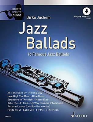 Jazz ballads - 16 Famous Jazz Ballads Partition laflutedepan