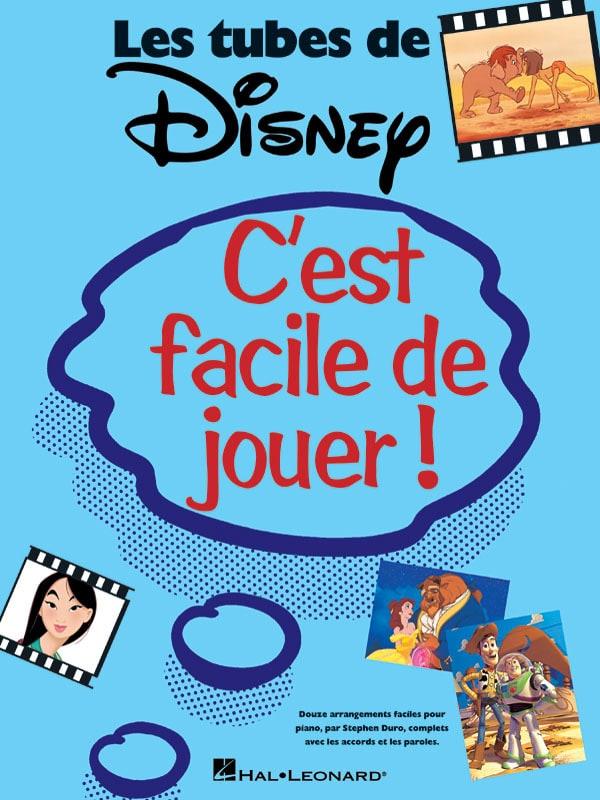 C'est Facile de Jouer ! Les Tubes de Disney - laflutedepan.com