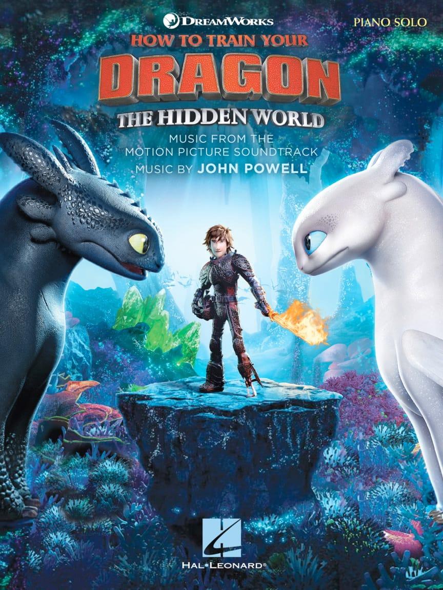 Dragons 3 : Le monde caché - Musique du Film - laflutedepan.com