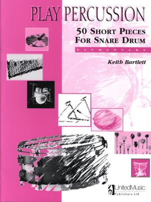 50 Short Pieces For Snare Drum - Elementary laflutedepan