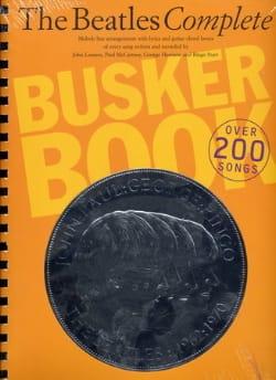 The Beatles complete - Busker book - BEATLES - laflutedepan.com