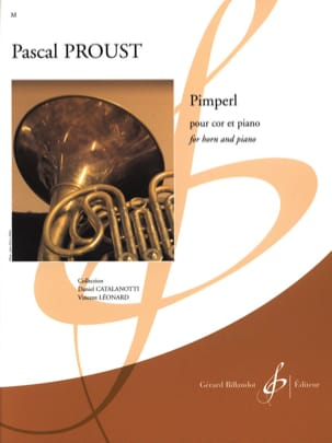 Pimperl Pascal Proust Partition Cor - laflutedepan