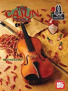 The Cajun Fidlle Craig Duncan Partition Violon - laflutedepan