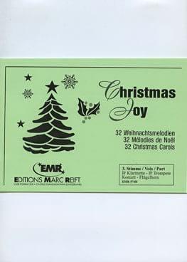 32 Mélodies de Noël - Auteurs Divres - Partition - laflutedepan.com