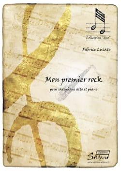 Mon Premier Rock Fabrice Lucato Partition Saxophone - laflutedepan