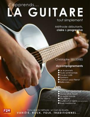 J'apprends la guitare, tout simplement laflutedepan