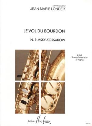Nicolai Rimsky Korsakov - Le Vol du Bourdon - Partition - di-arezzo.fr